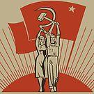 Socialism Moving Forward towards Communism by mavisshelton