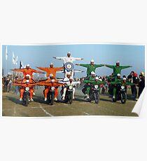 Motorcyclists thrill at Kila Raipur Poster