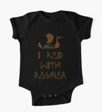 I Raid with Ragnar One Piece - Short Sleeve