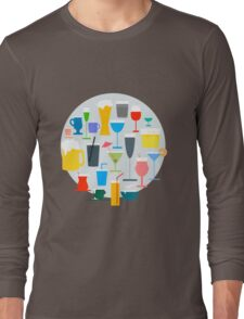 Time to Drink Long Sleeve T-Shirt