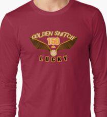 Golden Snitch - Lucky 150 pts. Long Sleeve T-Shirt