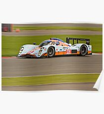 Aston Martin Racing 009 Poster