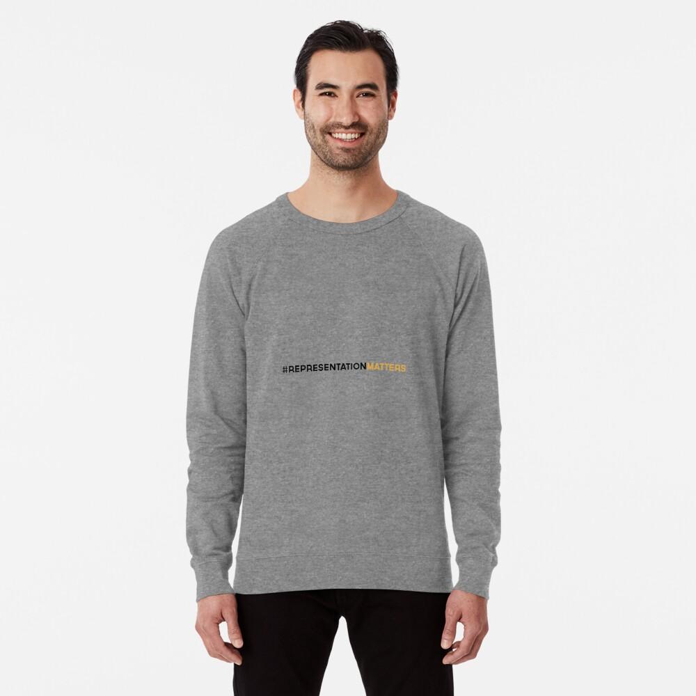 #RepresentationMatters Lightweight Sweatshirt