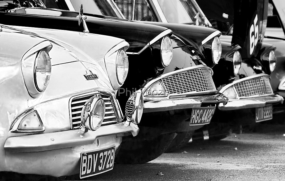 Mean Machines  by riotphoto