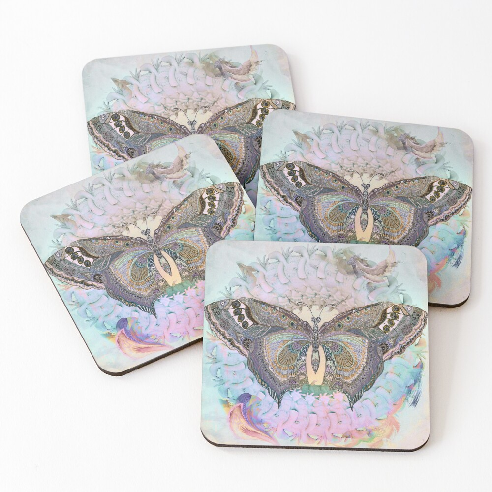 Pureform Coasters (Set of 4)