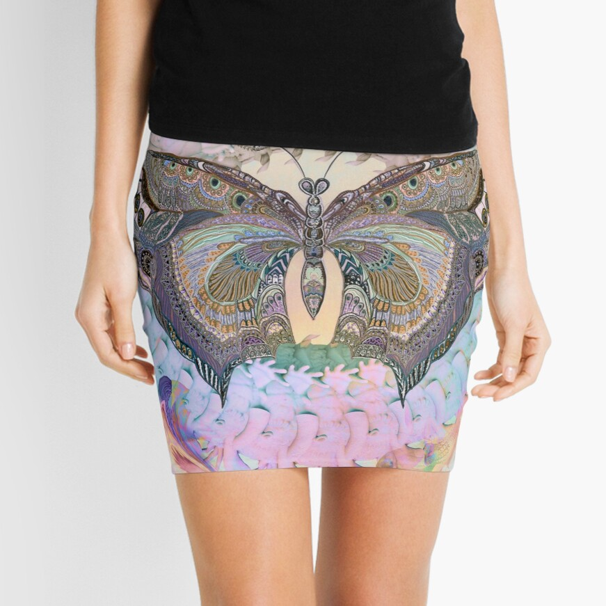 Pureform Mini Skirt