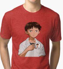 Shinjiception Tri-blend T-Shirt