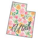 Utah State | Floral Design with Roses von PraiseQuotes