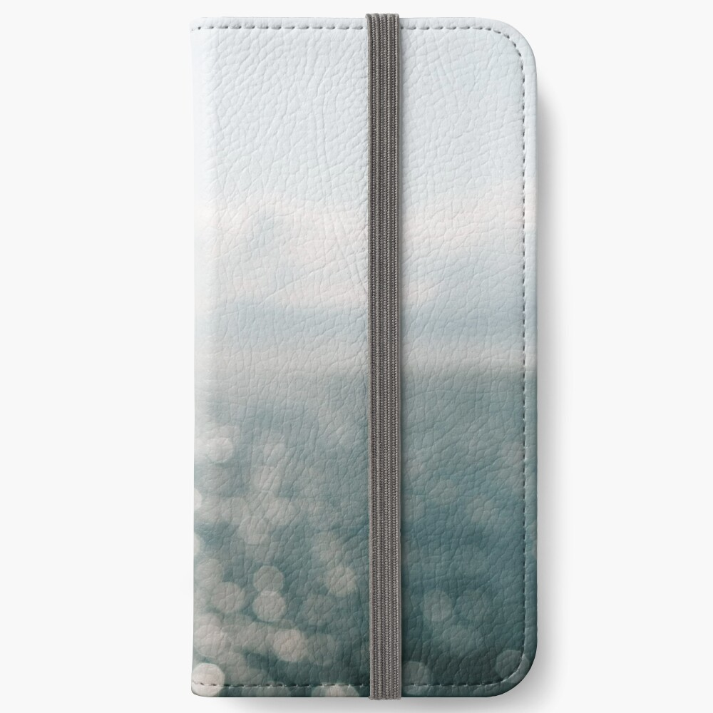 Pamlico Sparkle iPhone Wallet