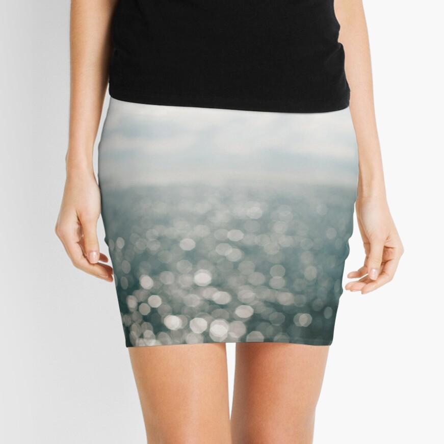 Pamlico Sparkle Mini Skirt