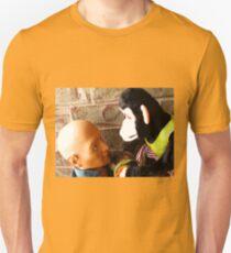 Dead-Staring Contest Unisex T-Shirt