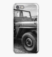 Willys Jeep iPhone Case/Skin