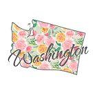Washington State | Floral Design with Roses von PraiseQuotes