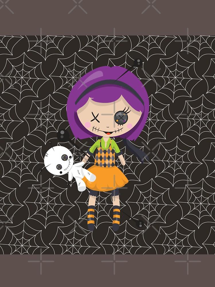 Violet Voodoo by raineofiris