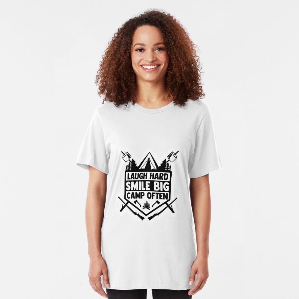 Camp Often Slim Fit T-Shirt