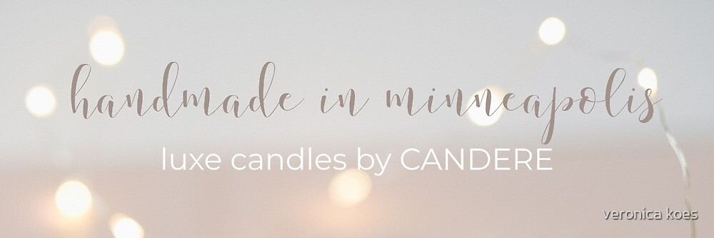 CANDERE Swag no candle by veronica j. k.