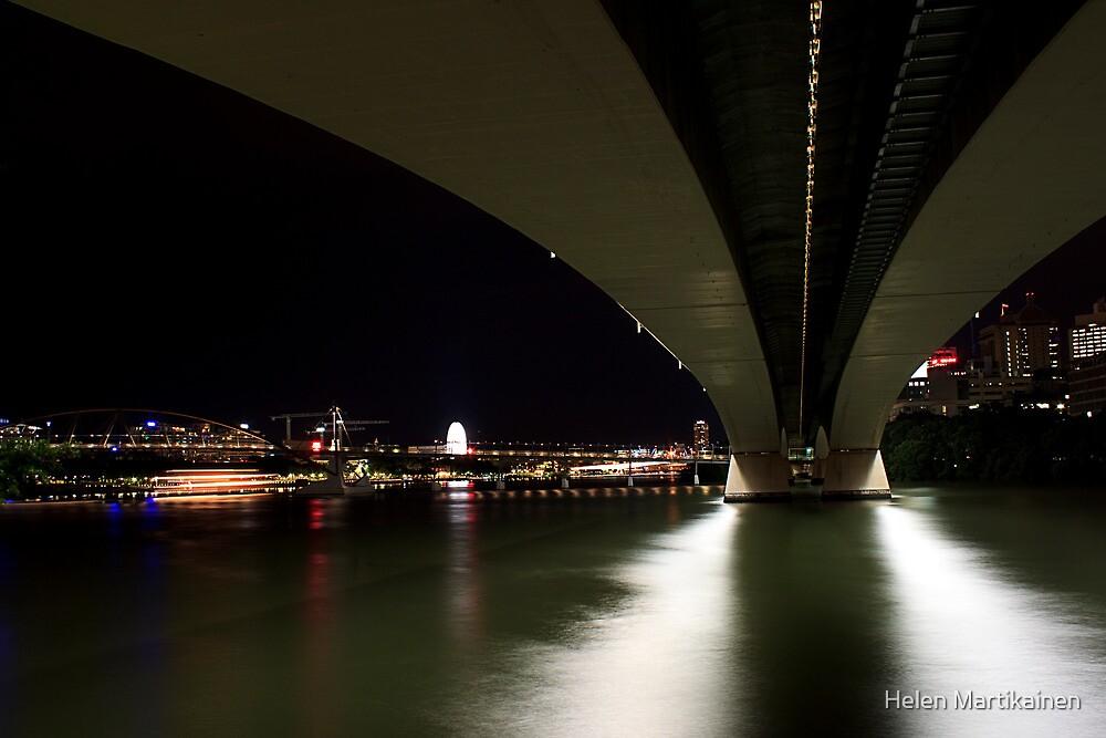 Under the Bridge by Helen Martikainen
