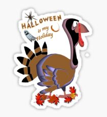 Halloween is my Holiday Sticker