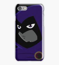 Teen Titans - Serious Raven iPhone Case/Skin
