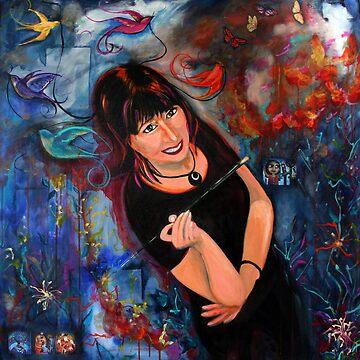 Cheryl CP by Lornie