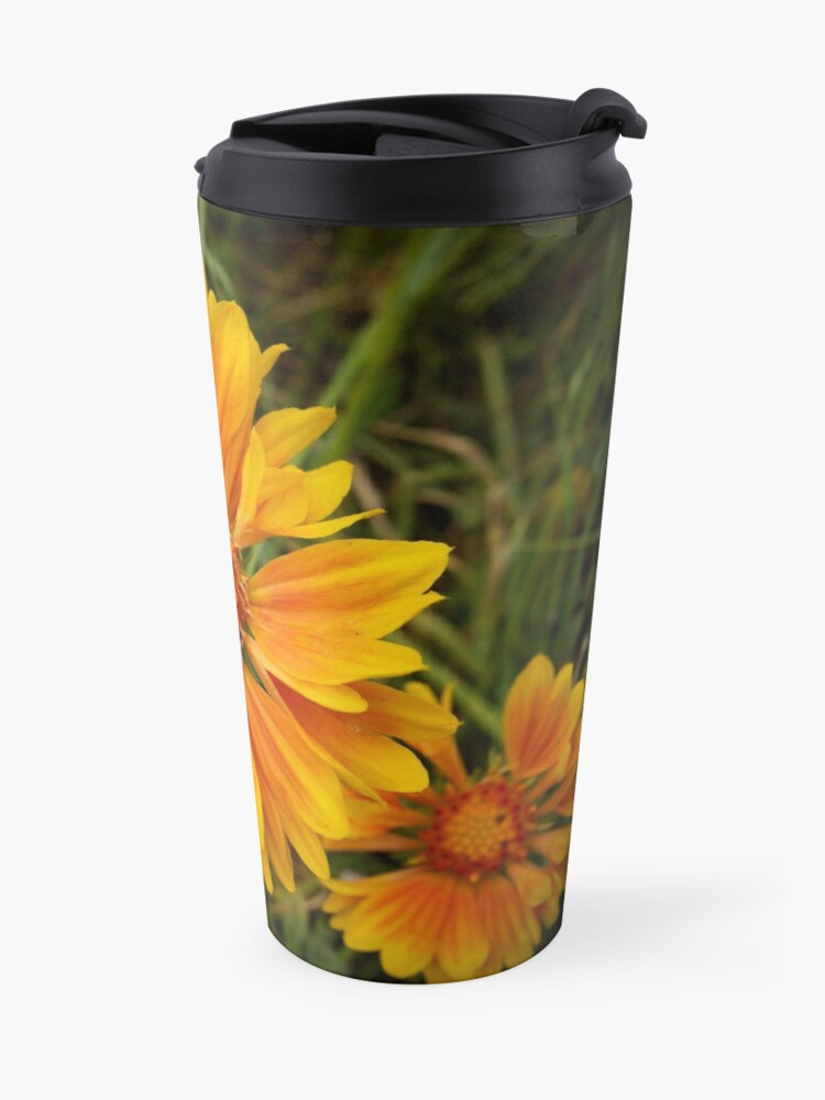 Alternate view of Shining Bright from A Gardener's Notebook Travel Mug