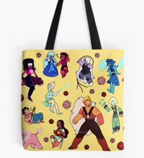 Steven Universe Collage Tote Bag