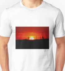 Manitoba Sunset T-Shirt