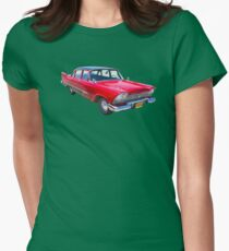 1958 Plymouth Savoy Classic Car T-Shirt