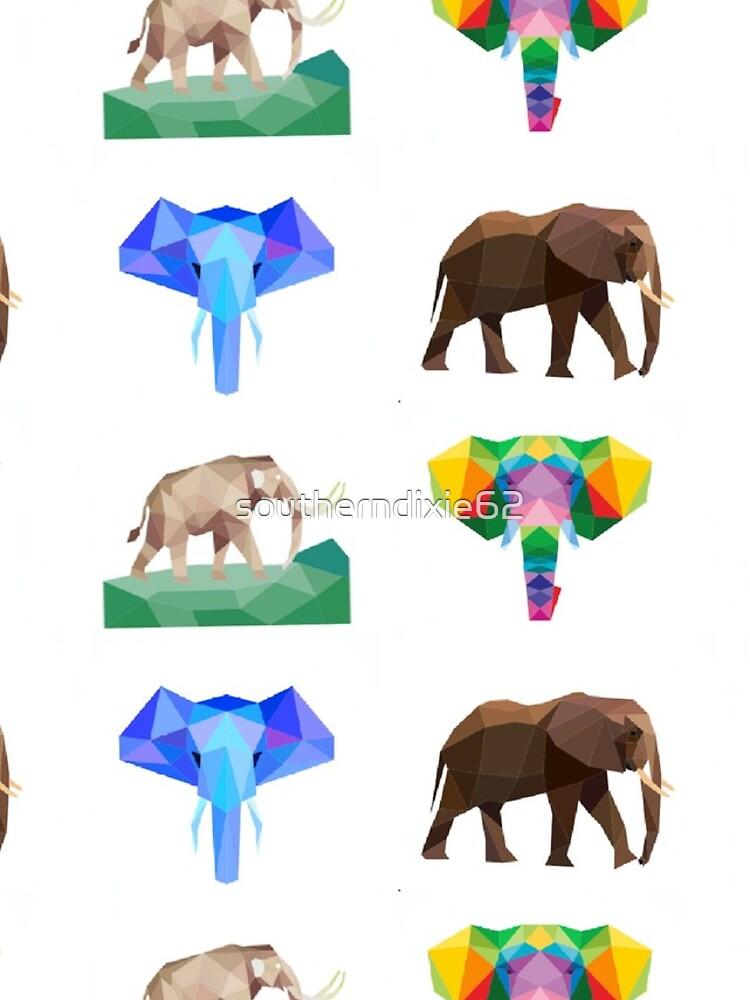 das größte Landsäugetier, der Elefant von southerndixie62