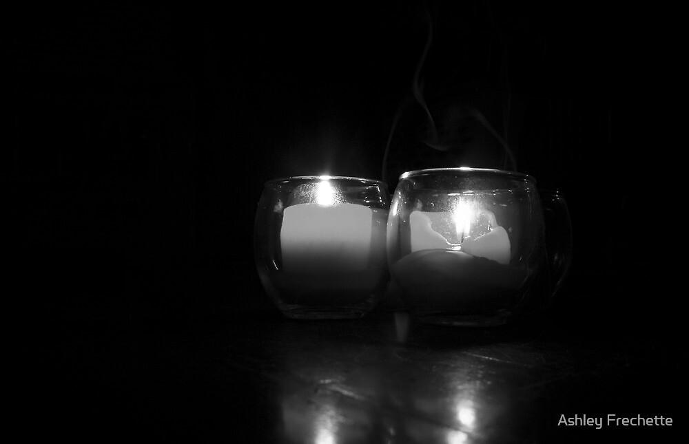 Smoke & Glass by Ashley Frechette