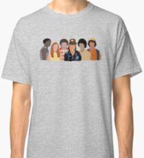 Fremde Dinge Staffel 3 Classic T-Shirt