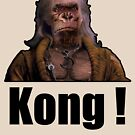 The Wrath of Kong by Malkman