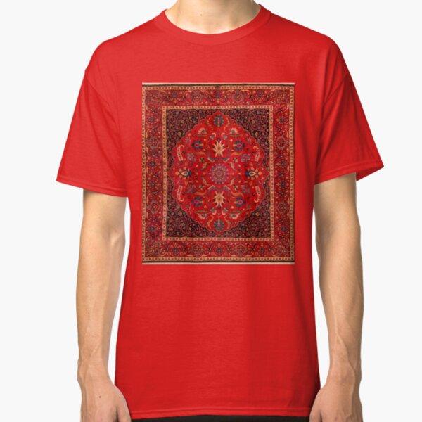 Antique Persian Rug Classic T-Shirt