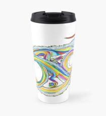 Eucalydragon Travel Mug