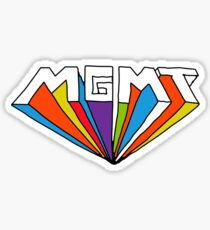 MGMT Sticker