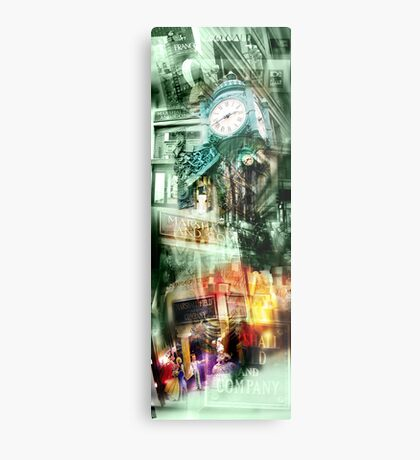 marshall field's chicago Metal Print
