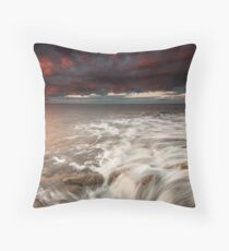 Get in the Hole Throw Pillow