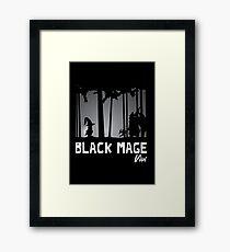 Black Mage - Vivi Framed Print