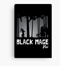 Black Mage - Vivi Canvas Print
