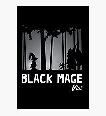 Black Mage - Vivi Photographic Print