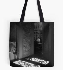 Little roman church Tote Bag
