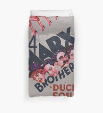 Duck Soup Duvet Cover