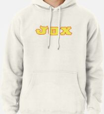 Jaws Theta Chi (Monsters U) Pullover Hoodie