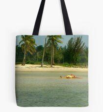 Pure Caribbean Bliss Tote Bag