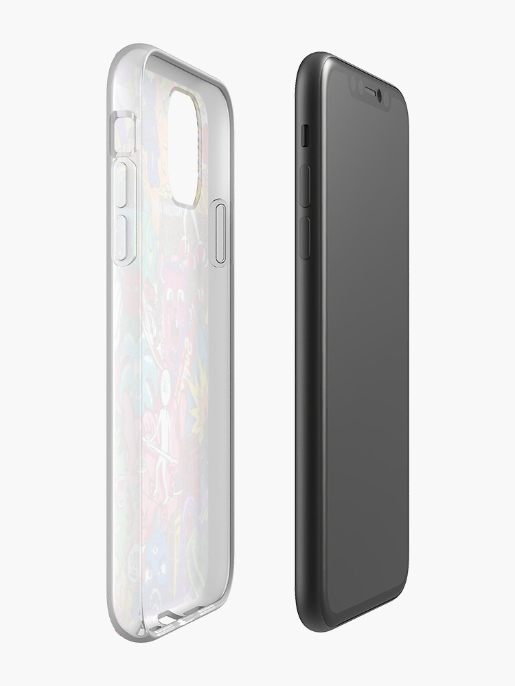 Coque iPhone « Tendances Hypebeast », par nasteagushan