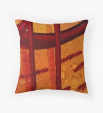 The Crosses Throw Pillow