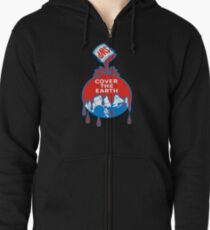 Sherwin Williams Cover The Earth Zipped Hoodie
