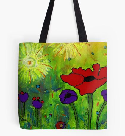 In Morning's Glow Tote Bag
