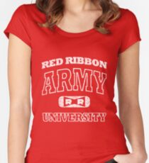 RR university Women's Fitted Scoop T-Shirt