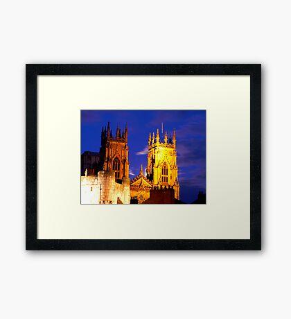 York Minster - #1 Framed Print